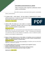 20 PREGUNTAS DE FORMULACION DE POLITICAS 001