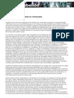 LOS CONSEJOS COMUNALES EN VENEZUELA