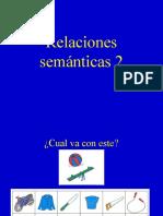 relaciones semánticas 2