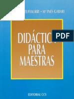 05 Didáctica para Maestras