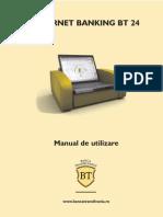 Manual  BT 24 - romana