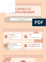 Gioielli Longobardi