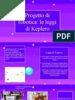 Progetto robotica Keplero