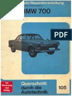 BMW-700-Auto-Reparaturanleitung