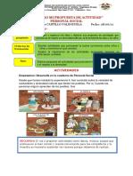 ELABORO MI PROPUESTA DE ACTIVIDA 28-06-21