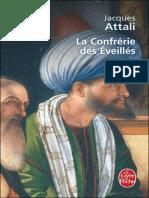 eBook Jacques Attali - La Confrerie Des Eveilles