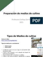 7_Preparacion de medios de cultivo