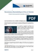 Neurociencias y Neuromarketing en el Cine y la TV