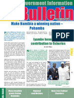 MIB Bulletin December 2009 - Namibian Government
