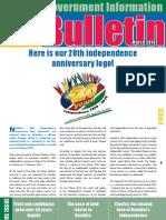 MIB Bulletin March 2010 - Namibian Government
