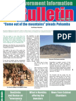 MIB Bulletin October 2007 - Namibian Government