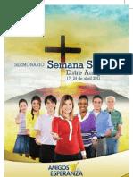 Sermonario Semana Santa 2011