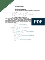 Resumo - Química Orgânica II Compostos Aromáticos
