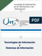 2. Perspectivas sobre los sistemas de información
