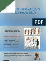C2 la adminsitracion y su proceso