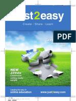 j2e brochure
