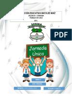 Primera Guía Proyecto de CTI-JU grado 9 (Sede Principal) - 2021