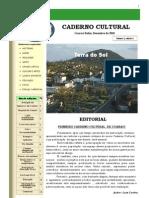 1º CADERNO CULTURAL DE COARACI VOL 1 19 DEZ 2010 (2)