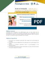 Programación La Psicología en el Campo de la Salud 2021-1 [9135,9161,9191] (1)