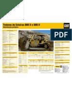 Tratores Cat d6r II e d8r II 2004