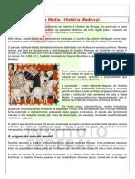 Idade Média - História Medieval - pdf