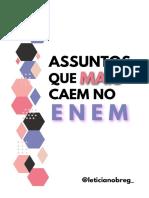 Copy of Assuntos