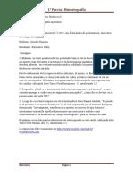 Seminario de investigación Histórica II 1 parcial- BARRIENTOS NAHIR