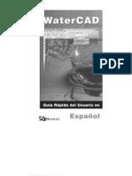 Guía del usuario de waterCAD