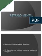 RETRASO MENTAL 1
