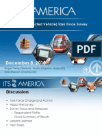 ITSA IntelliDrive Task Force Survey Dec 15 2010a