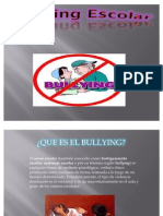 Bullying Escolar