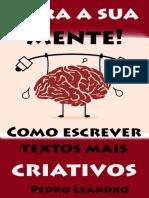 Abra a sua mente!