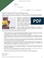 Nota - Reporte Global sobre Trata de Personas 2020