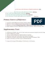 Dictionary of Islamic Philosophy