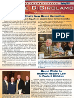 DiGirolamo Spring 2011 Newsletter