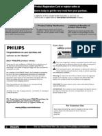 TV Phillips Manual
