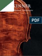 Fine Musical Instruments | Skinner Auction 2544B