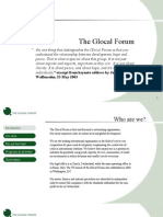 The Glocal Forum.org