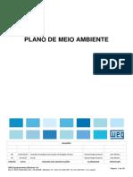 ANEXO IV - Plano de Meio Ambiente Vendas Rev. 0B