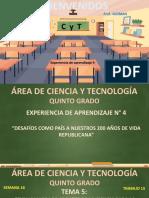 EXP 4  TEMA 5 quinto