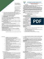 Charte des Examens UNDH_FMSS