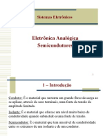 Apostila - Eletrônica Analógica (Semicondutores)