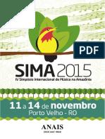 2015 Anais IV Sima
