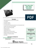 AAVR SR6AAVR, SR8AAVR Static Voltage Regulators com