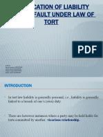 TORTS PRESENTATION