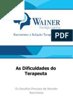 06 - Terapeutica com Narcisistas