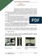 Rdm Tp Ndeg01 Essai de Traction 1