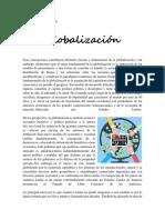 Globalizacion - Nicolas Arenas