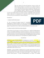 CONVENIO JUDICIAL DE Victor Hugo Ramos Ramirez