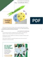 La Roue de Deming_ Méthode PDCA Pour l'Amélioration Continue